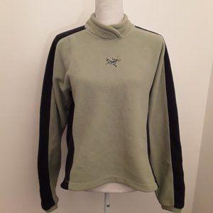 Arc'Teryx Polartec Fleece Pullover EUC sz M